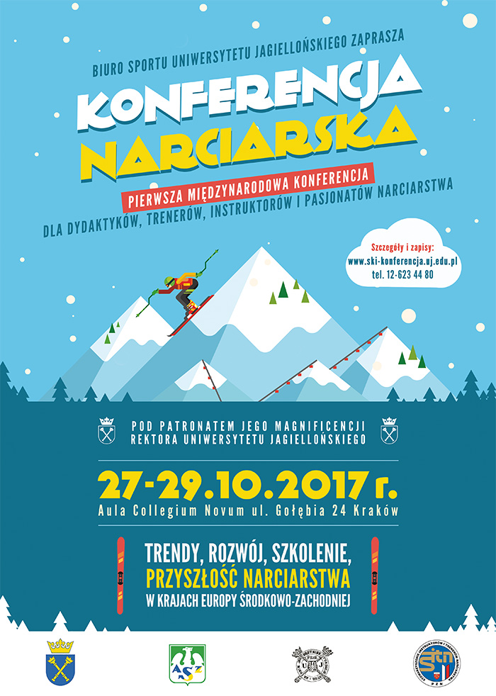 Plakat Konferencja SKI